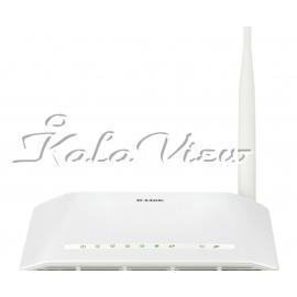 مودم و روتر شبکه D link D Link Dsl 2730U U1 Wireless N150 Adsl2+