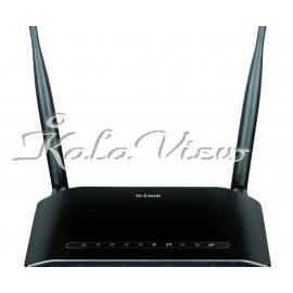 مودم و روتر شبکه D link D Link Dsl 2740U Adsl2 Plus Wireless N300