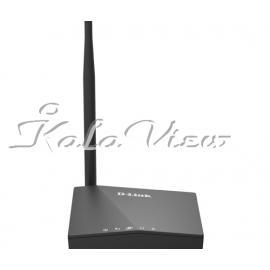 مودم و روتر شبکه D link DSL 2700U Wireless N150 ADSL2+