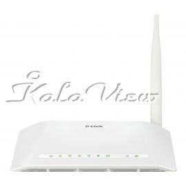مودم و روتر شبکه D link DSL 2730U U1 Wireless N150 ADSL2+