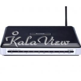 مودم و روتر شبکه D link DVA G3672B Wireless ADSL2+ VoIP Router