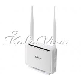 مودم و روتر شبکه Edimax AR 7286WnA N300 Wireless ADSL