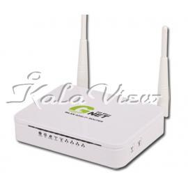 مودم و روتر شبکه G net AD3004 2T2R 4 Port ADSL 300Mbps