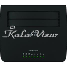 مودم و روتر شبکه Linksys X1000 ADSL2+