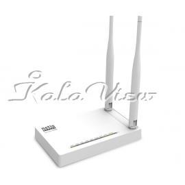 مودم و روتر شبکه Netis Dl4323 300Mbps Wireless Adsl2 Plus