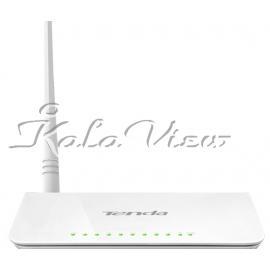 مودم و روتر شبکه Tenda D151 Wireless N150 ADSL2+