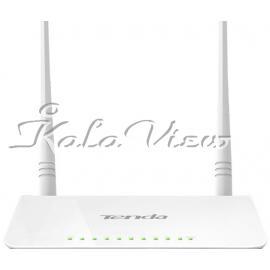 مودم و روتر شبکه Tenda D303 ADSL2+ Wireless N300