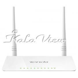 مودم و روتر شبکه Tenda D303 Adsl2+ 3G Wireless N300