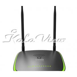 مودم و روتر شبکه Tenda DH301 ADSL2+ Wireless N300