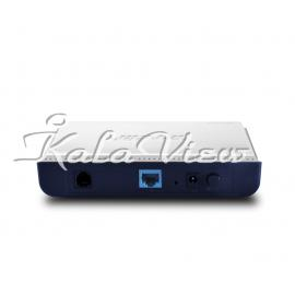 Tenda D820r Adsl 2 Modem Router With 1 Port Switch