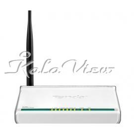 مودم و روتر شبکه Tenda W150D Wireless N150 ADSL2+