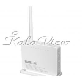 مودم و روتر شبکه Totolink ND150 Wireless N ADSL 2 2 Plus