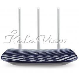 مودم و روتر شبکه Tp link Archer C20 V1 AC750 Wireless Dual Band Router