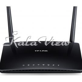 مودم و روتر شبکه Tp link Archer D20 Wireless