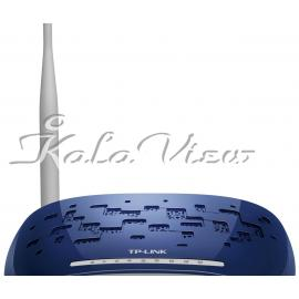 مودم و روتر شبکه Tp link TD W8950N Wireless N150 ADSL2+