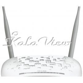 مودم و روتر شبکه Tp link TD W8968 Wireless N300 ADSL2+
