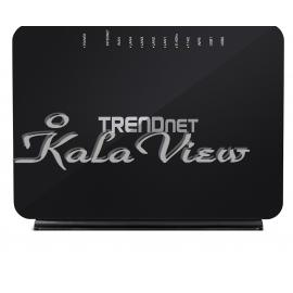 مودم و روتر شبکه Trendnet Trendnet Tew 816Drm Vdsl2 And Adsl2 Plus Ac750 Wireless