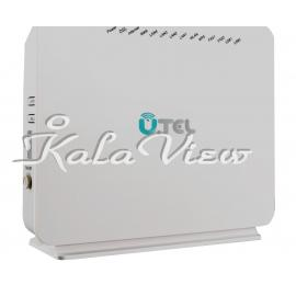 مودم و روتر شبکه Utel U Tel V304f Wireless Vdsl2 Adsl2 Plus