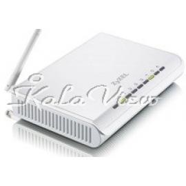 مودم و روتر شبکه Zyxel P 660HW ADSL