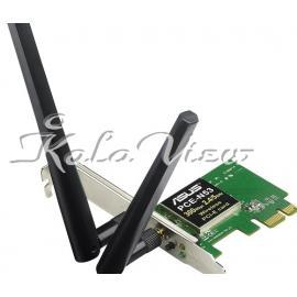 کارت شبکه شبکه ایسوس PCE N53 Dual Band Wireless N600 PCI E Adapter