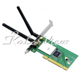 کارت شبکه شبکه Cnet CWP 905 Wireless N PCI Adapter