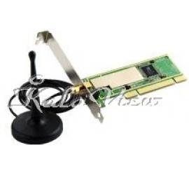 کارت شبکه شبکه Cnet Wireless G PCI Adapter CWP 854