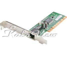 کارت شبکه شبکه D link DFE 520TX 10 100Mbps Ethernet PCI Card for PC