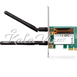 کارت شبکه شبکه D link DWA 548 Wireless N300 PCI Express Desktop Adapter