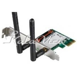 کارت شبکه شبکه D link Wireless N 300 Dual Band PCI Express Desktop Adapter DWA 566