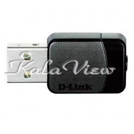 کارت شبکه شبکه D link AC Dual Band Wireless Nano USB Adapter DWA 171
