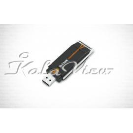 کارت شبکه شبکه D link Rangebooster N USB Adapter DWA 140