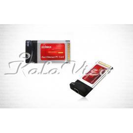 کارت شبکه شبکه Edimax Fast Ethernet Cardbus Adapter EP 4103DL