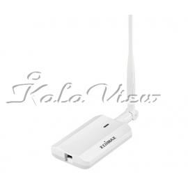 کارت شبکه شبکه Edimax EW 7612HPn 300Mbps Wireless 802 11b g n Long Range USB Adapter
