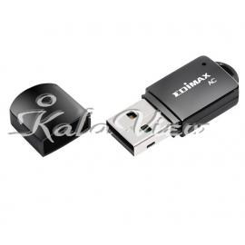 کارت شبکه شبکه Edimax EW 7811UTC AC600 Wireless Dual Band Mini USB Adapter