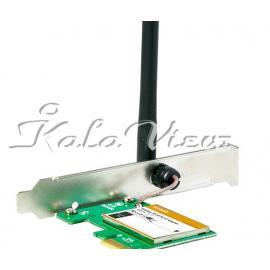 کارت شبکه شبکه Tenda W311E Wireless N150 PCI Express Adapter