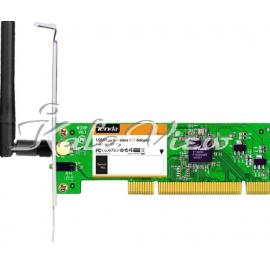 کارت شبکه شبکه Tenda W311P Plus Wireless N150 PCI Express Adapter