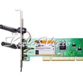 کارت شبکه شبکه Tenda Wireless N300 PCI Adapter W322P