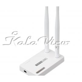 کارت شبکه Totolink WiFi USB With 2 Anntena