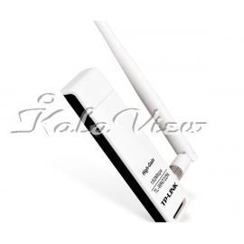 کارت شبکه شبکه Tp link Tp Link Tl Wn722n 150Mbps High Gain Wireless Usb Adapter