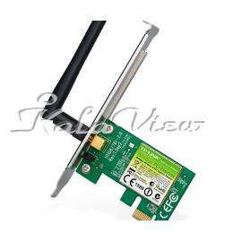 کارت شبکه شبکه Tp link Tp Link Tl Wn781nd 150Mbps Wireless N Pci Express Adapter