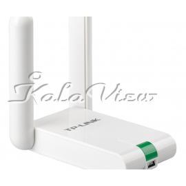 کارت شبکه شبکه Tp link Tp Link Tl Wn822n Wireless N300 Usb Adapter