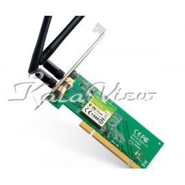 کارت شبکه شبکه Tp link Tp Link Tl Wn851nd 300Mbps Wireless N Pci Adapter