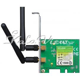 کارت شبکه شبکه Tp link Tp Link Tl Wn881nd 300Mbps Wireless N Pci Express Adapter