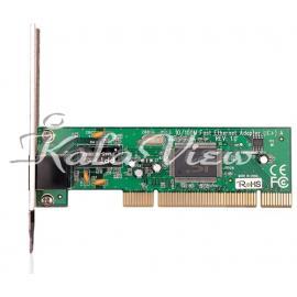 کارت شبکه شبکه Tp link TF 3200 10 100Mbps PCI Network Adapter