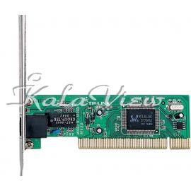 کارت شبکه شبکه Tp link TF 3239DL 10 100Mbps PCI Network Adapter