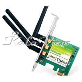 کارت شبکه شبکه Tp link TL WDN4800 N900 Wireless Dual Band PCI Express Adapter