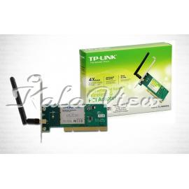 کارت شبکه شبکه Tp link TL WN551G 54M Wireless PCI Adapter