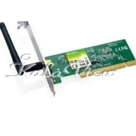 کارت شبکه شبکه Tp link TL WN751N 150Mbps Wireless N PCI Adapter