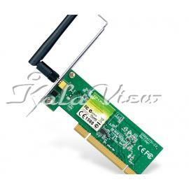 کارت شبکه شبکه Tp link TL WN751ND 150Mbps Wireless N PCI Adapter