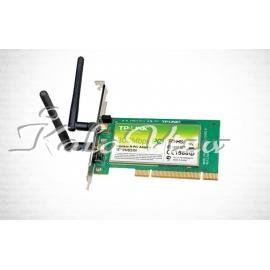 کارت شبکه شبکه Tp link TL WN851N 300Mbps Wireless N PCI Adapter